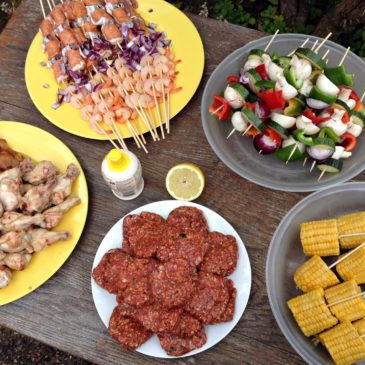 Zomerse Barbecues